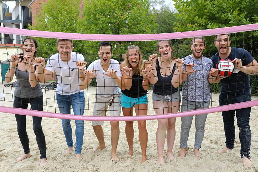Mannschaftsfahrt zum Beach-Cup nach Neuharlingersiel