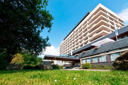 Außenansicht vom Maritim Hotel Braunlage