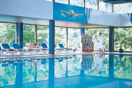 Schwimmbad im Maritim Hotel Braunlage