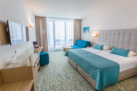 Zimmer im Astoria Mare Hotel in Bulgarien