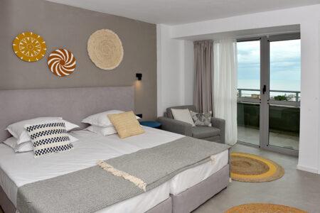 Zimmer mit Balkon im Hotel Excelsior in Bulgarien