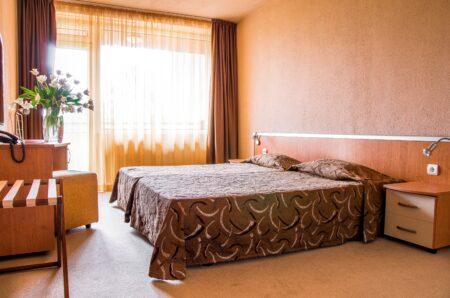 ZImmer im Hotel Gladiola in Bulgarien