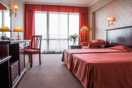 Zimmer im Hotel Gladiola Star in Bulgarien