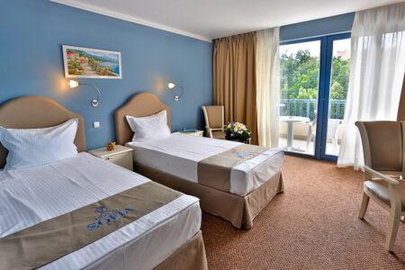 Zimmer im Hotel Sofia in Bulgarien