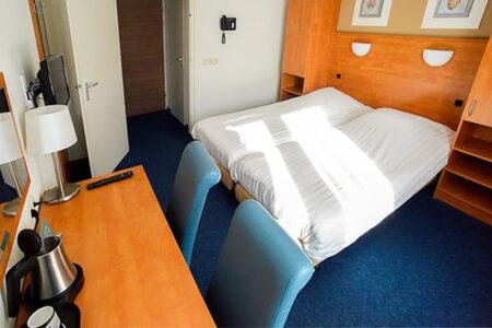 Zimmer im Hotel de Boei in Egmond aan Zee