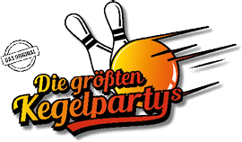 Logo Die größten Kegelpartys