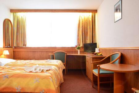 Zimmer in Hotel Olympik 1 in Prag