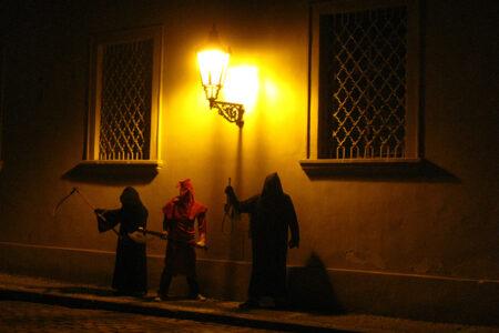 Geistertour in Prag