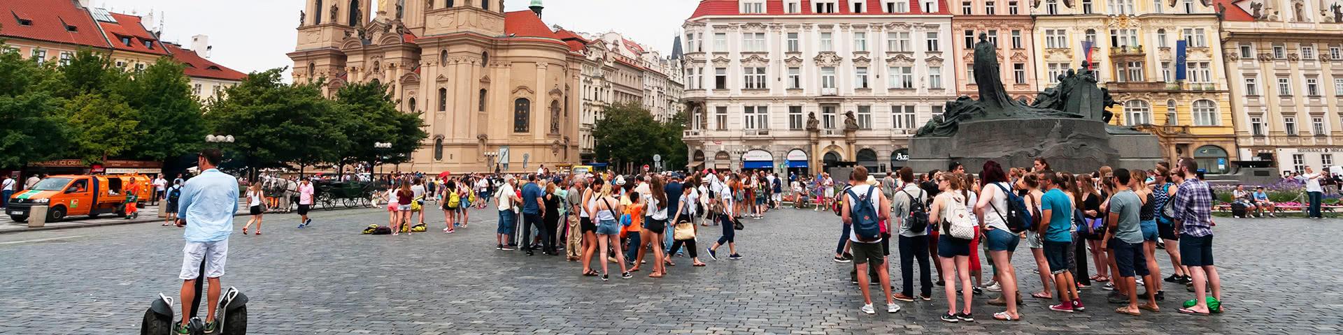 Stadtführung in Prag