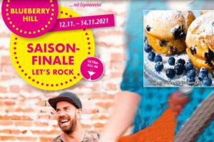 Sonderreise Saisonfinale Blueberry Hill Let´s Rock 12.11. - 14.11.2021