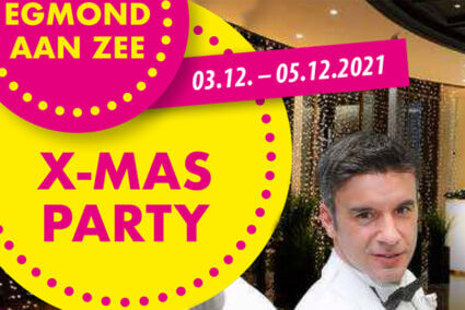 Sonderreise X-Mas Party in Egmond am Zee 03.12 - 05.12.2021