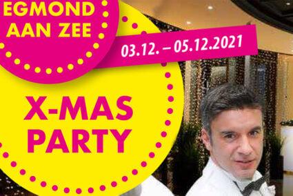 Sonderreise X-Mas Party in Egmond am Zee 03.12 - 05.12.2021