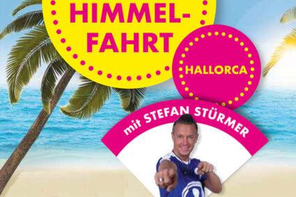 Sonderreise Himmelfahrt Hallorca mit Stefan Stürmer