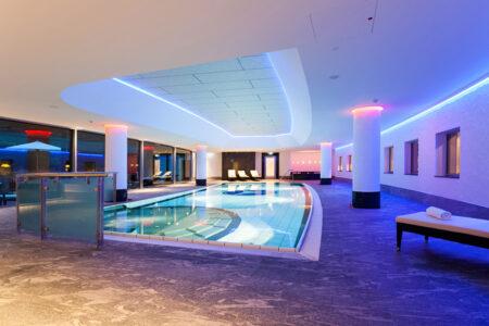 Schwimmbad im Sauerland Stern Hotel Willingen
